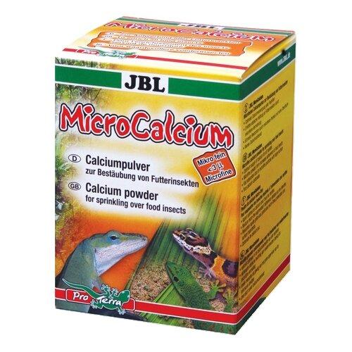 Витамины и добавки для рептилий JBL MicroCalcium 100 г