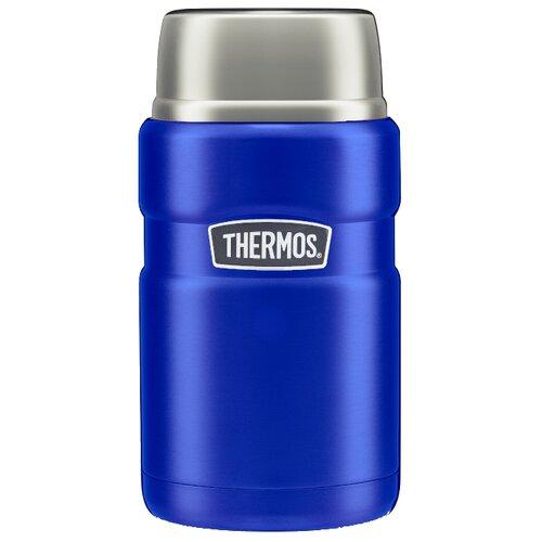 Термос для еды Thermos SK-3020, 0.71 л синий