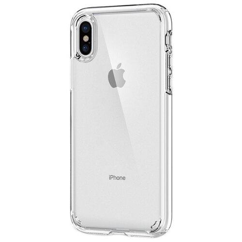 цена на Чехол Gurdini Ultra Twin для Apple iPhone X/Xs бесцветный
