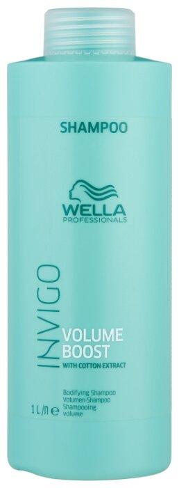 Wella Professionals шампунь Invigo Volume Boost