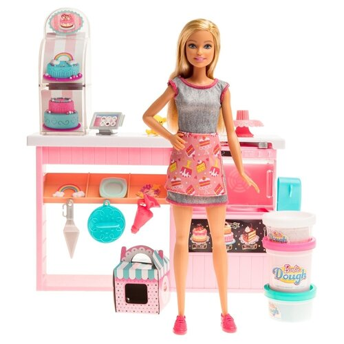 Набор Barbie Кондитерский магазин, GFP59