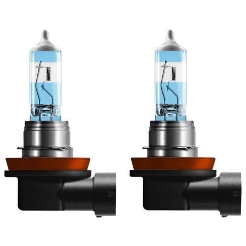 Лампа автомобильная галогенная Osram Night Breaker Unlimited 64211NBU2 H11 55W 2 шт. лампа галогенная osram h11 original 12v 55w 1 шт
