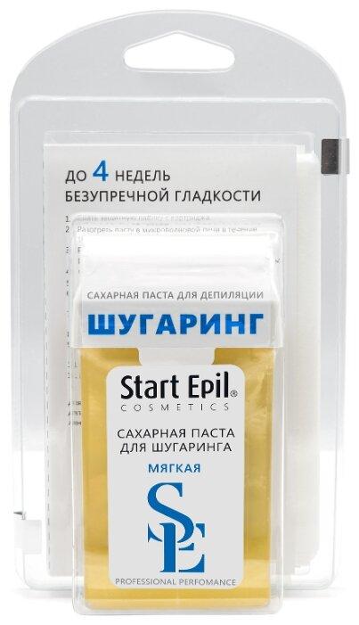 Start Epil Набор для шугаринга паста Мягкая