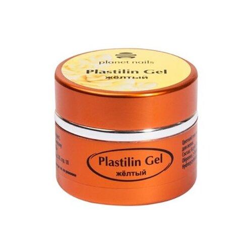 Купить Пластилин planet nails Plastilin Gel желтый