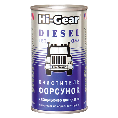 Hi-Gear HG3415 Очиститель форсунок и кондиционер для дизеля 0.255 л