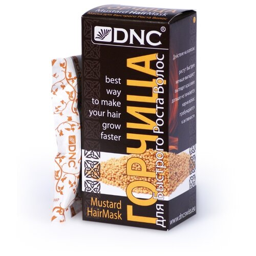 DNC Горчица для волос, 100 г масло для волос dnc dnc dn001lwtuw42