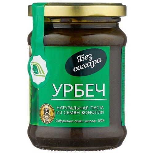 Биопродукты Урбеч натуральная паста из конопли, 280 г биопродукты купить
