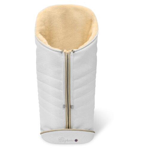 Купить Конверт-мешок Esspero Cosy Lux 90 см white, Конверты и спальные мешки