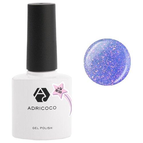 Гель-лак для ногтей ADRICOCO #ТЫЗВЕЗДА, 8 мл, №13 Блестящая