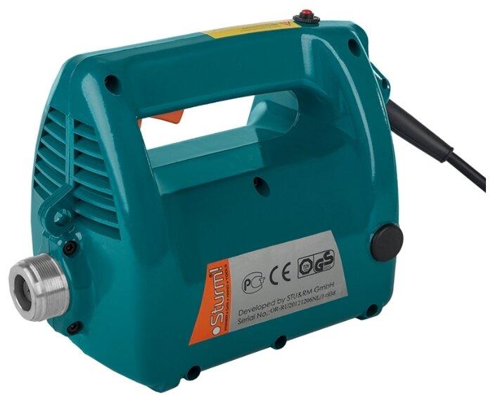 Электрический глубиный вибратор Sturm! CV7120