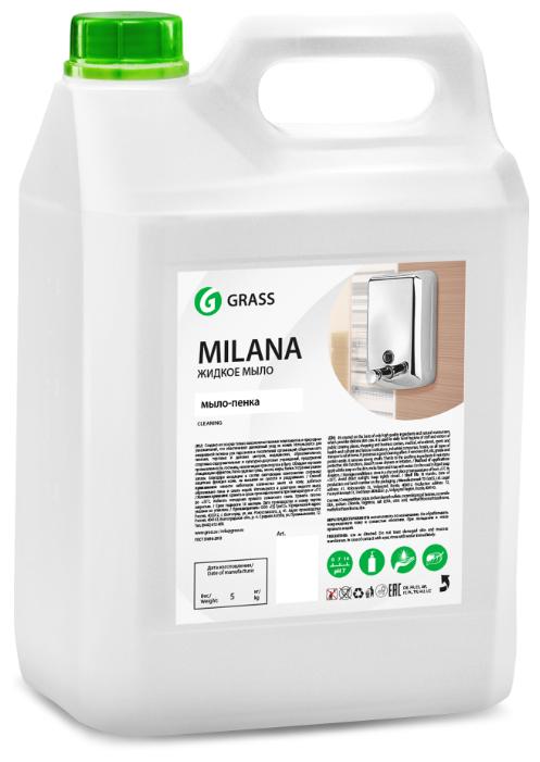 Мыло-пенка Grass Milana — купить по выгодной цене на Яндекс.Маркете