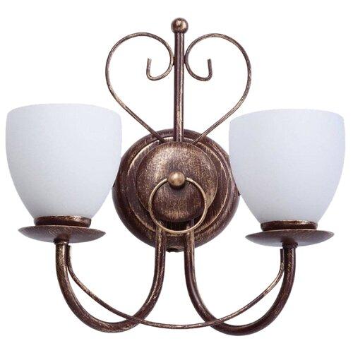 Настенный светильник Vitaluce V1369/2A, 120 Вт настенный светильник vitaluce v6000 2a