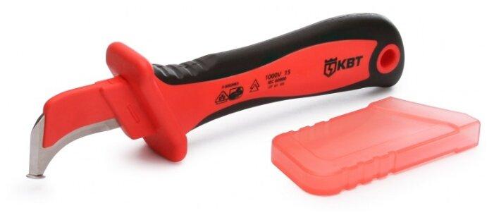 Нож для снятия изоляции КВТ НМИ-01А 70316