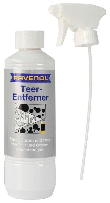 Очиститель кузова Ravenol от битумных и масляных пятен Teerentferner, 0.5 л