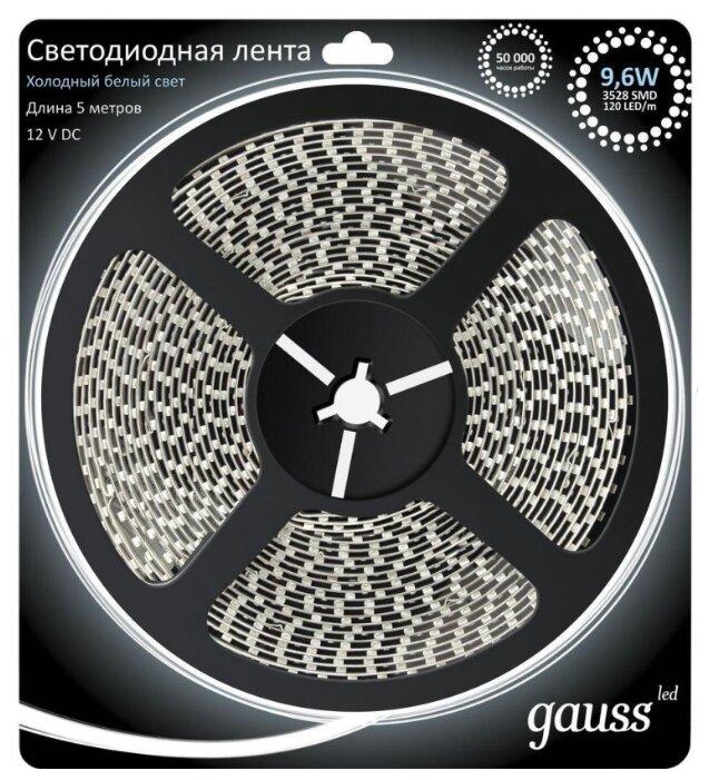 Светодиодная лента gauss 312000310 5 м