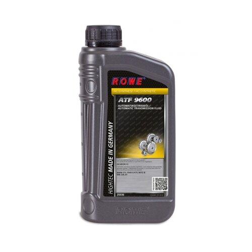 Трансмиссионное масло ROWE ATF 9600 1 л lauren rowe hero