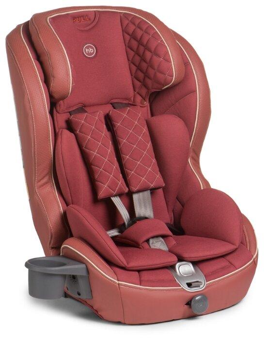 Автокресло группа 1/2/3 (9-36 кг) Happy Baby Mustang Isofix — купить по выгодной цене на Яндекс.Маркете