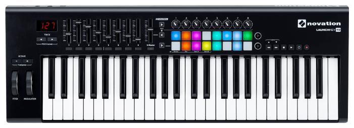 MIDI-клавиатура Novation Launchkey 49 MK2