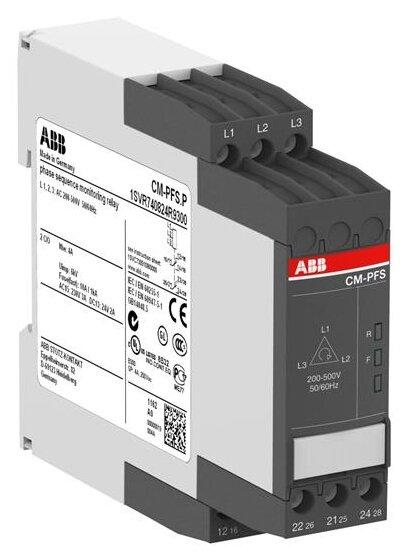 Реле контроля фаз ABB 1SVR740824R9300
