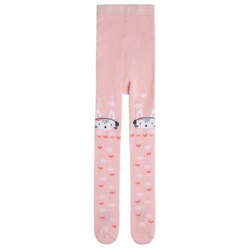 Купить Колготки Kaftan Зайчик 4458936 размер 92-98, розовый