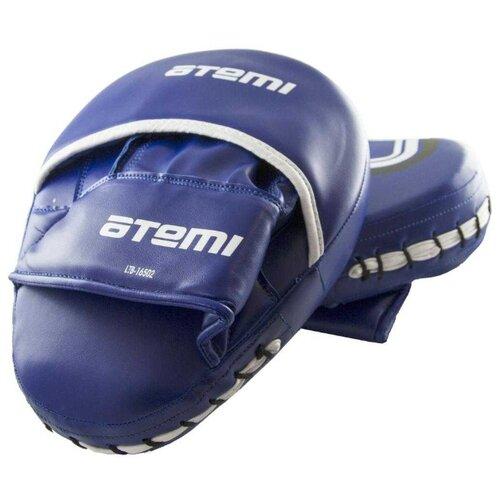 False тренировочная лапа ATEMI LTB-16501 размер M синий