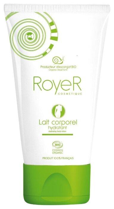 Молочко для тела Royer Cosmetique Увлажняющее