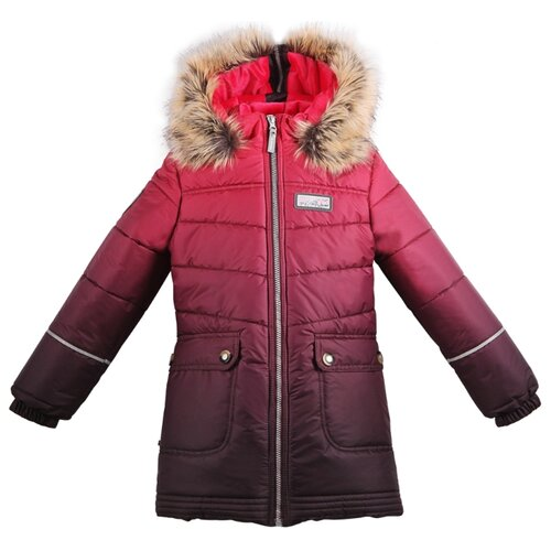 Куртка KERRY размер 122, 6133 красный/бордовый куртка eden kerry