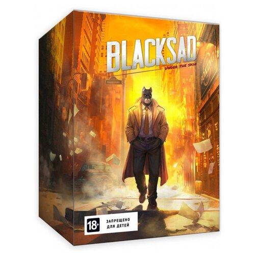 Игра для PlayStation 4 Blacksad: Under The Skin. Коллекционное издание