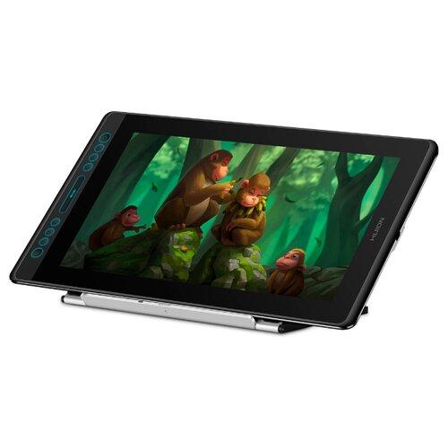 Купить Интерактивный дисплей HUION KAMVAS Pro 16 Premium черный