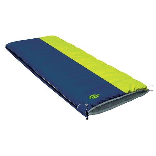 Спальный мешок Novus T20 синий/зеленый