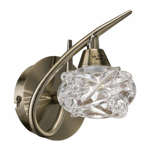 Настенный светильник Mantra Maremagnum 4078, 33 Вт бра mantra maremagnum 4077