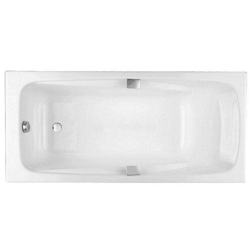 Ванна Jacob Delafon Repos E2929 чугун левосторонняя/правосторонняя ванна из искусственного камня jacob delafon elite 170x75 с щелевидным переливом e6d031 00 без гидромассажа