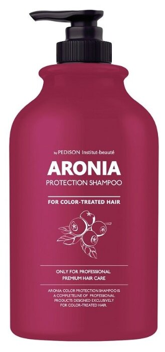 Pedison шампунь Institut beaute Aronia Color Protection