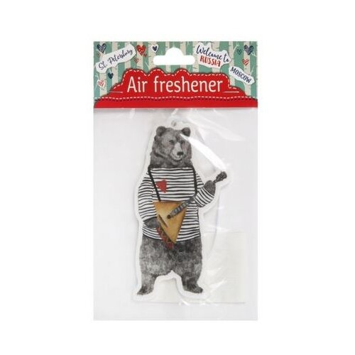 Феникс Present Картонная подвеска Медведь