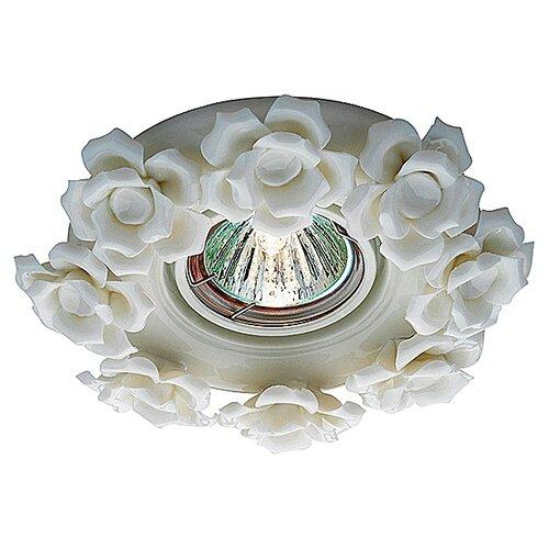 Встраиваемый светильник Novotech Farfor 369870 встраиваемый светильник novotech farfor 370208