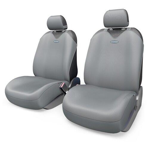 цена на Комплект чехлов AUTOPROFI R-402Pf светло-серый