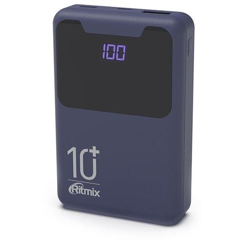 Купить Аккумулятор Ritmix RPB-10005 indigo black