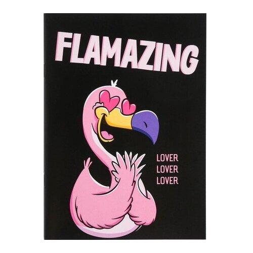 Купить Блокнот ArtFox Flamazing, А6, 12 листов (4647675), Блокноты
