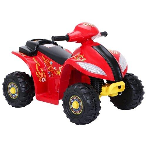 Купить Tommy Квадроцикл HD-4 красный, Электромобили