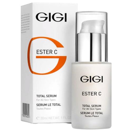 Gigi Ester C Total Serum Увлажняющая сыворотка для лица с эффектом осветления кожи, 30 мл цена 2017