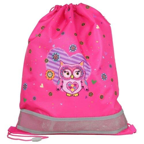 MagTaller Мешок для обуви Owl (31916-03) розовый недорого