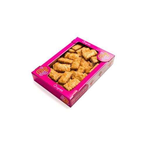 Печенье Сладофф Бон Сезам слоеное имбирное, 2 кг печенье слоеное 550г мон шарме