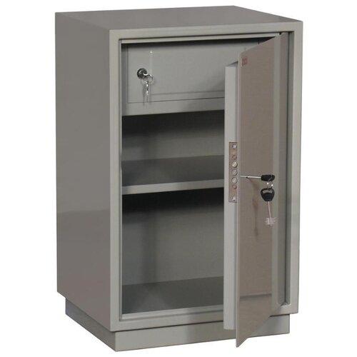 Шкаф бухгалтерский Контур КБС-011Т 42x35x66 см серый