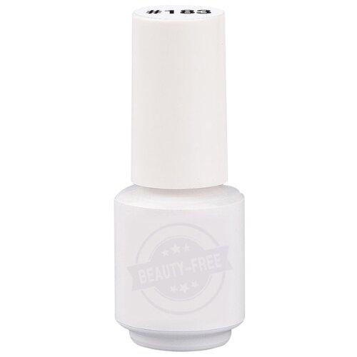 Купить Гель-лак для ногтей Beauty-Free Flourish, 4 мл, светло-серый
