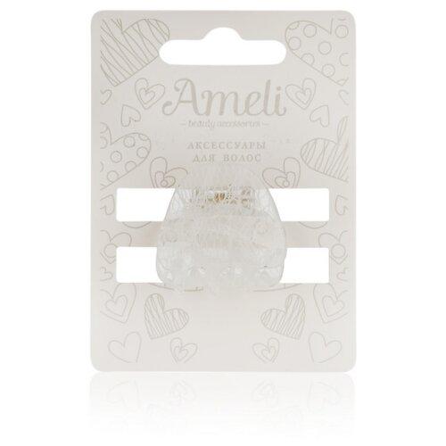 Купить Краб Ameli Кружево (3088016) белый/бесцветный