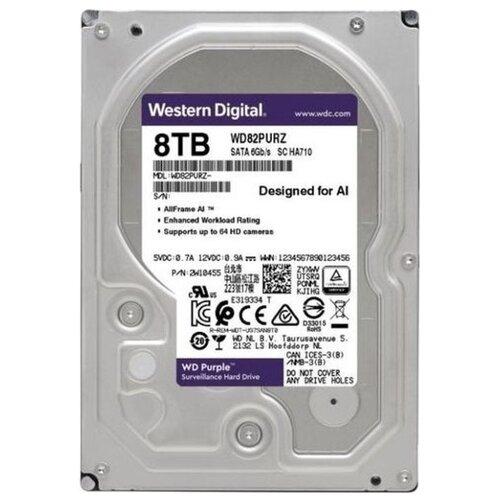 Жесткий диск Western Digital WD82PURZ