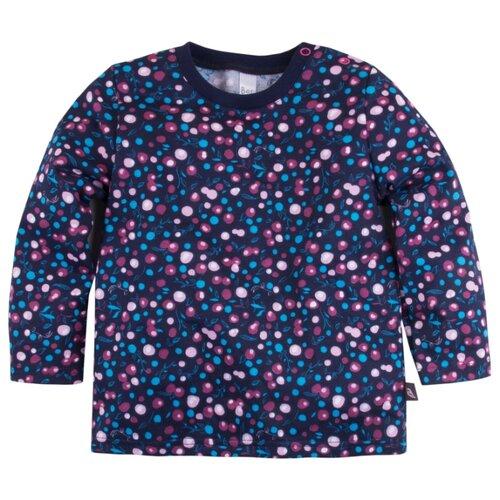Купить Лонгслив Bossa Nova размер 86, фиолетовый, Футболки и рубашки