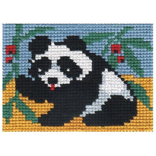 Купить Klart Набор для вышивания Панда 9 x 7 см (0-003), Наборы для вышивания