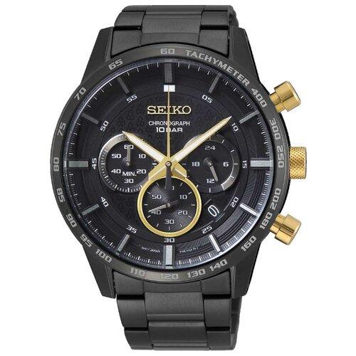 цена Наручные часы SEIKO SSB363P1 онлайн в 2017 году