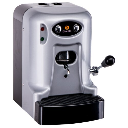 Кофеварка Gretti WS 205, silver